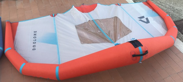 Duotone - Foil Wing 5m + 4m + boma