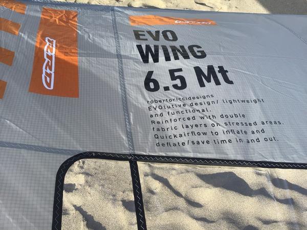 Rrd International - Evo wing  6.5