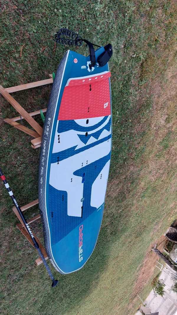 Starboard X Airush - Hypernut 4in1 foil