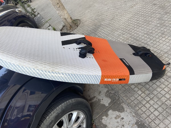 Rrd International - Beluga carbonio