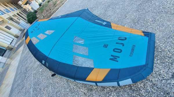 altra -  Mojo Flysurfer 7.0 Usato in ottime condizioni